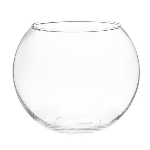 4Living lasivaasi pyöreä 18cm