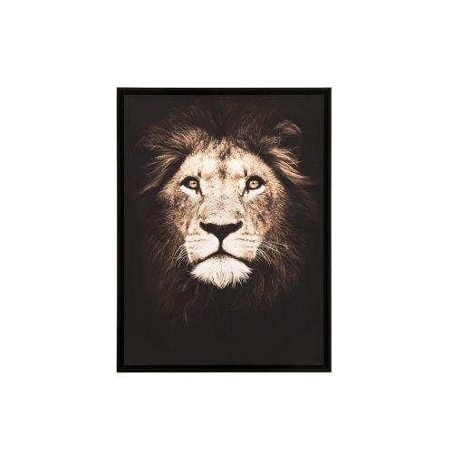 4Living taulu leijona 57x77cm