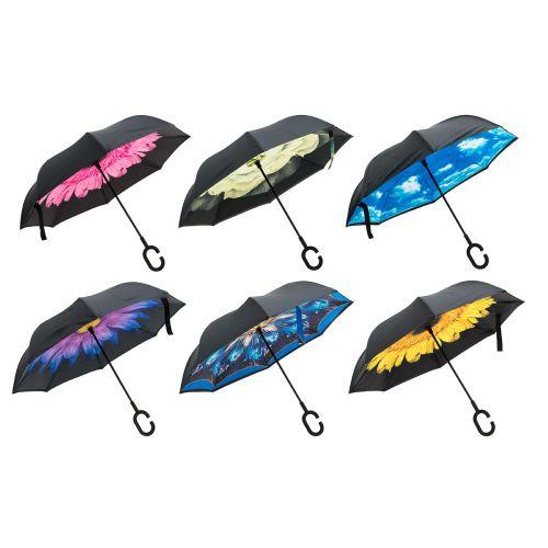 Acces sateensuoja pitkä käännettävä
