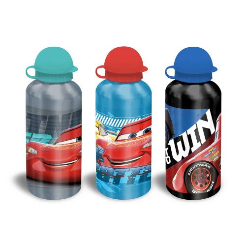 CARS JUOMAPULLO ALUMIINI 500ML