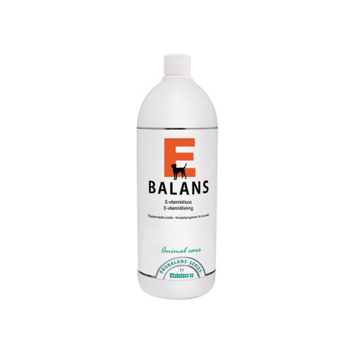 PROBALANS E-BALANS E-VITAMIINILIUOS KOIRILLE 100 ML