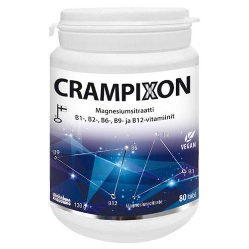 CRAMPIXON MAGNESIUMSITRAATTI + B-VITAMIINIT 80 KPL