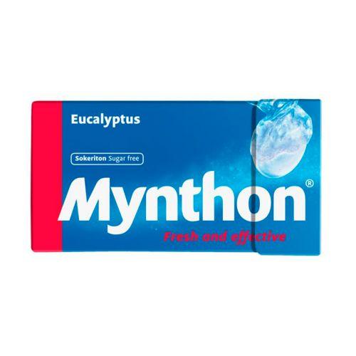 Mynthon Eucalyptus Sokeriton pastilli 35g