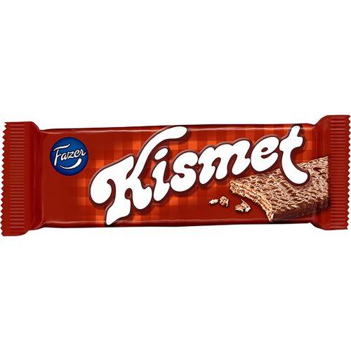 Fazer Kismet suklaavohveli 55g