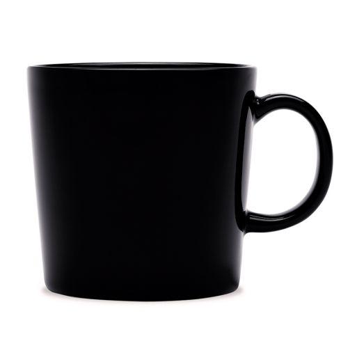 Iittala Teema muki 0,3l musta
