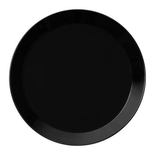 Iittala Teema lautanen 21cm musta
