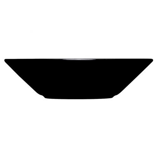 Iittala Teema lautanen syvä 21 cm musta