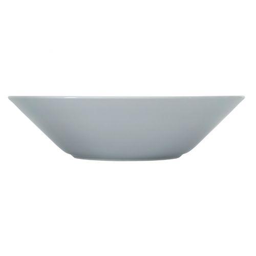 Iittala Teema lautanen syvä 21 cm helmenharmaa