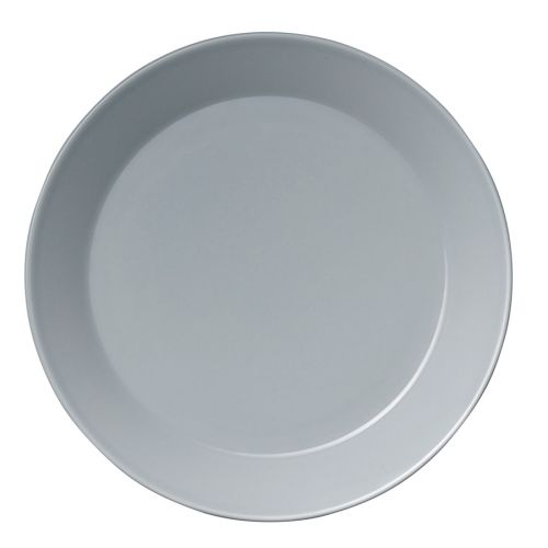 Iittala Teema lautanen 21cm helmenharmaa