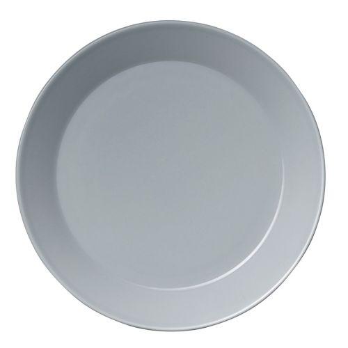 Iittala Teema lautanen 26 cm helmenharmaa