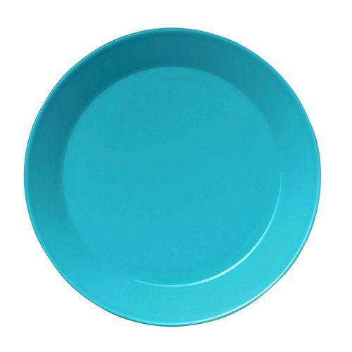 Iittala Teema lautanen 26 cm turkoosi