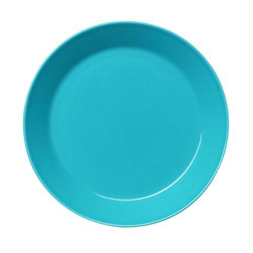 Iittala Teema lautanen 21cm turkoosi