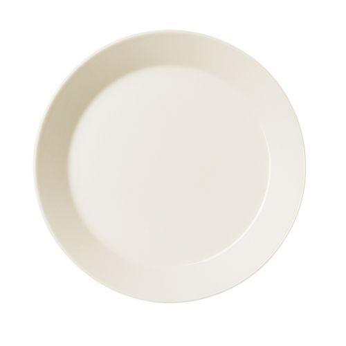 Iittala Teema lautanen 21cm valkoinen