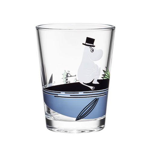 Iittala Muumit juomalasi 22cl, Muumipappa