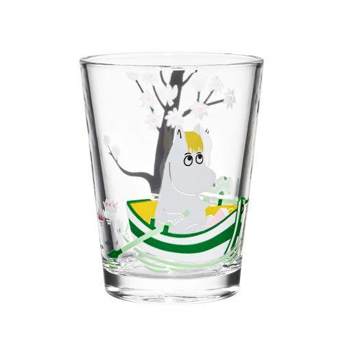 Iittala Muumit juomalasi 22cl, Niiskuneiti