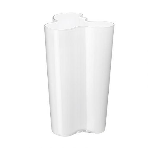 Iittala Aalto maljakko 251mm valkoinen