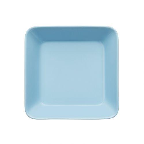 Iittala Teema lautanen 16x16cm, vaaleansininen
