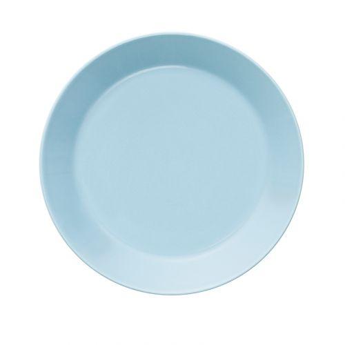 Iittala Teema lautanen 17cm vaaleansininen