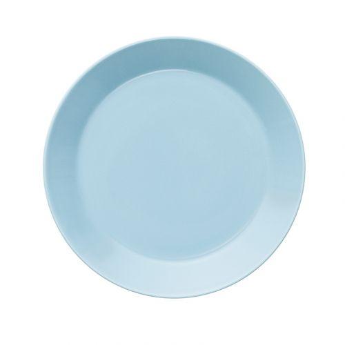 Iittala Teema lautanen 21cm vaaleansininen