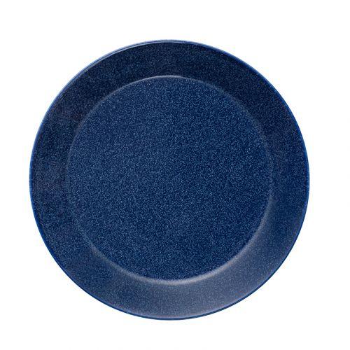 Iittala Teema lautanen 17cm Duo sininen