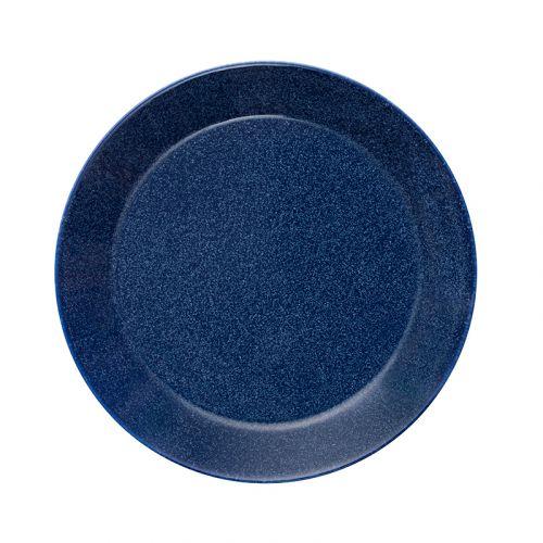 Iittala Teema lautanen 21cm Duo sininen