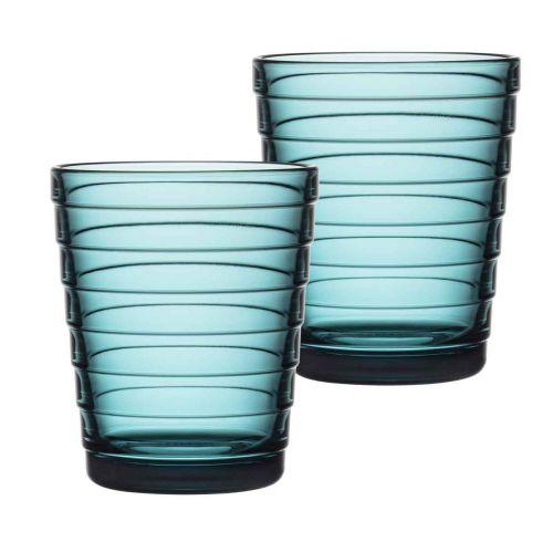 Iittala Aino Aalto juomalasi 22cl merensin. 2kpl