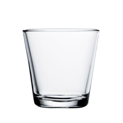 Iittala Kartio juomalasi 21cl 2-pack, kirkas