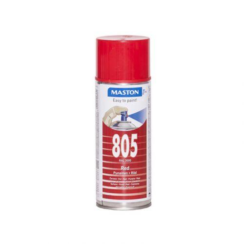 SPRAYMAALI 100 - PUNAINEN 805 400ML RAL3000 400 ML