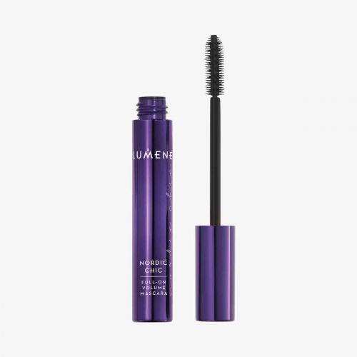 LUMENE NORDIC CHIC FULL-ON VOLUME MASCARA DEEP BROWN