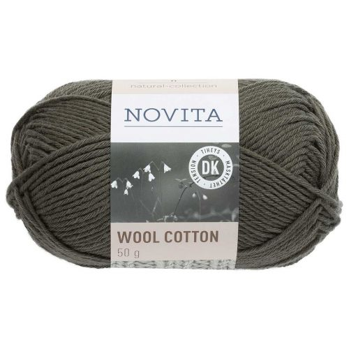 NOVITA WOOL COTTON 50G HAVUPUU