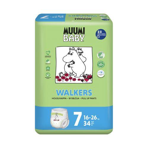 MUUMI WALKERS EXTRA LARGE 16-26 KG 34 KPL