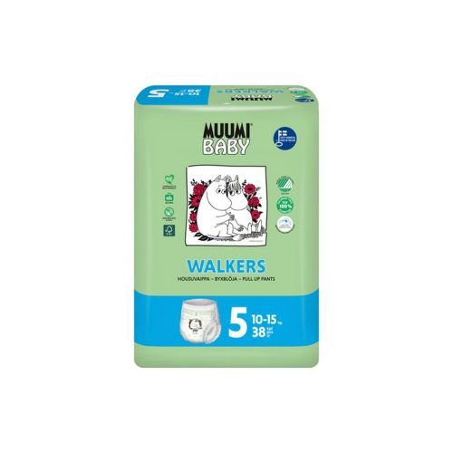 Muumi Baby Walkers 5 10-15kg 38kpl
