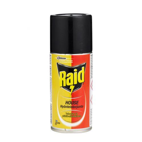 Raid House hyönteistorjunta-aerosoli 150ml