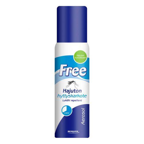 Free hyttyskarkote aerosoli 75ml