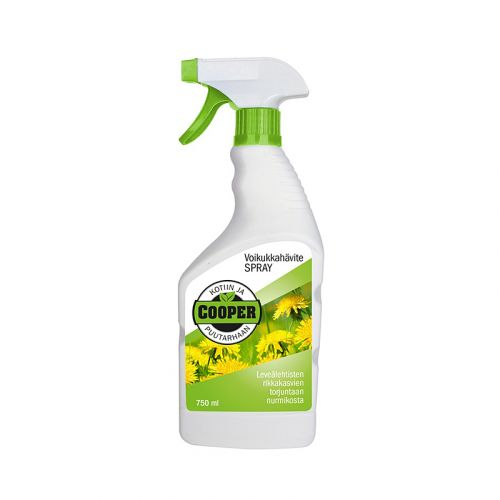 Cooper voikukkahävite spray 750ml