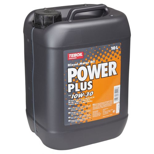 Teboil Power Plus 10W-30 10L dieselmoottoriöljy