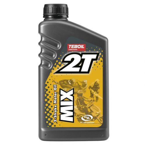 Teboil 2-T Mix 1L 2-tahtimoottoriöljy