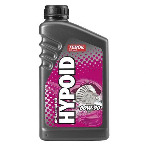 Teboil Hypoid 80W-90 1L vaihteisto- ja vetopyörästö-öljy
