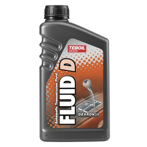 Teboil Fluid D 1L automaattivaihteistoöljy