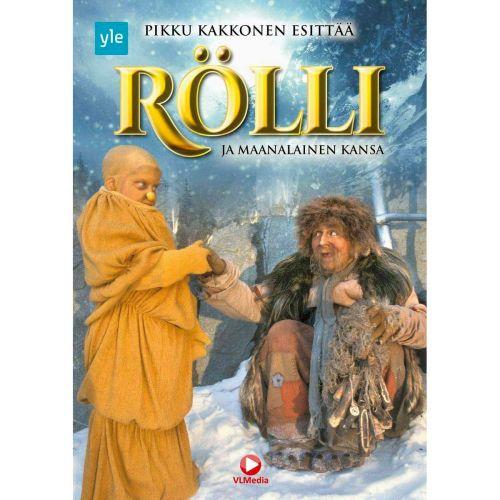 DVD RÖLLI MAANALAINEN KANSA