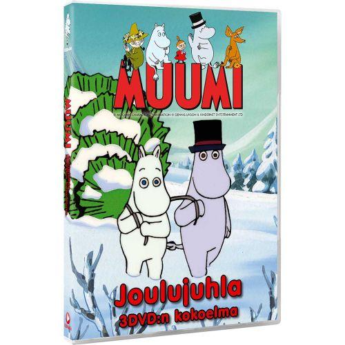 DVD MUUMI JOULUJUHLA BOX