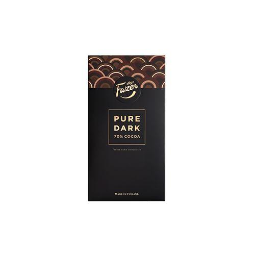 Fazer Pure Dark 70% Cocoa tumma suklaa 95g