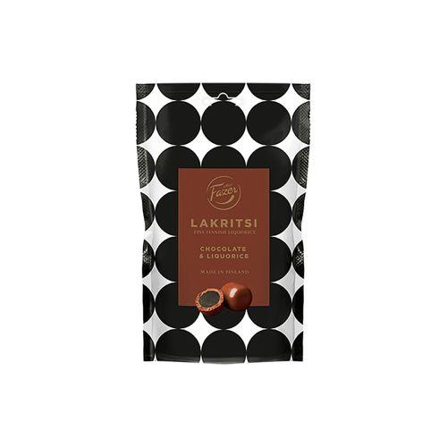 Fazer Lakritsi Chocolate&Liquorice 140g