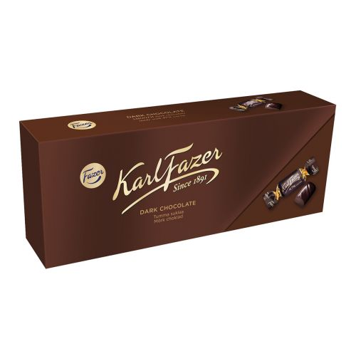 Karl Fazer Tumma Suklaa 47% konvehdit 270g