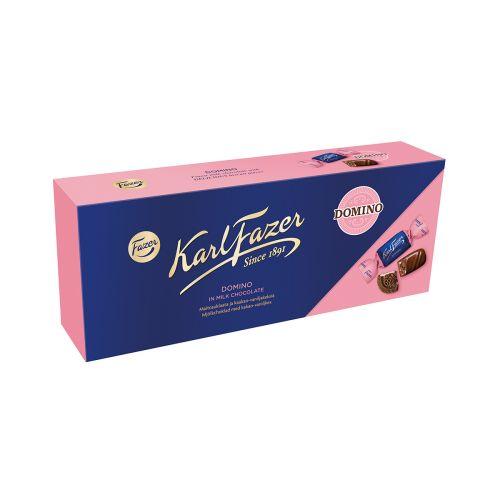 Karl Fazer Domino suklaakonvehdit 270g