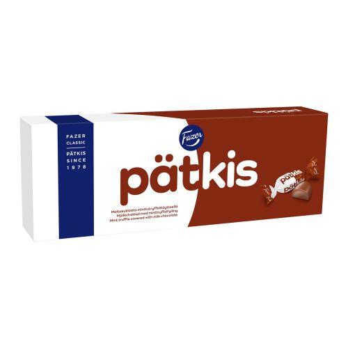Karl Fazer Pätkis suklaakonvehdit 320g