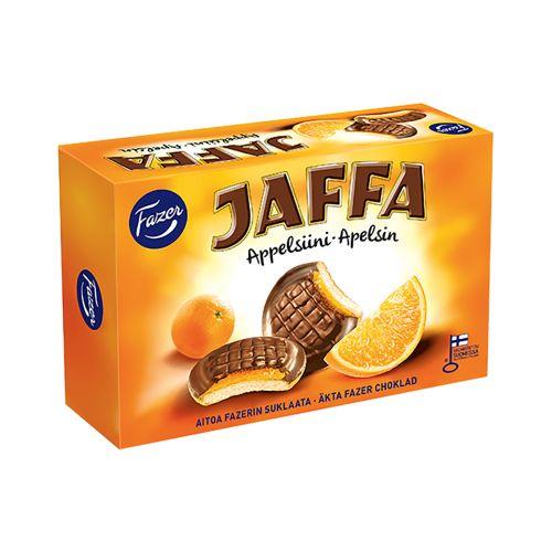 Fazer Jaffa Appelsiini täytekeksi 300g