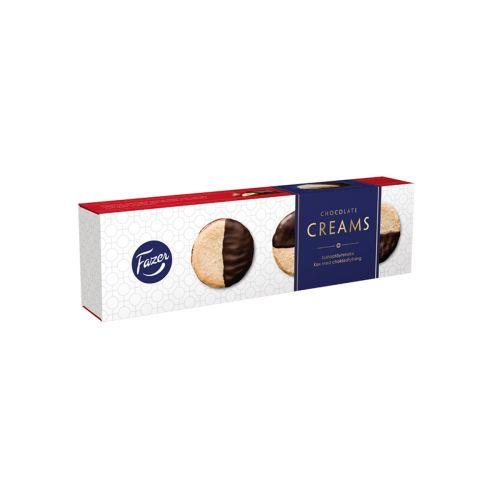 Fazer Chocolate Creams keksi 100g