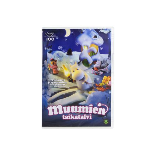 Muumien Taikatalvi DVD