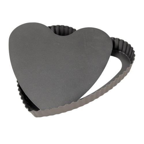 Iloleipuri Kinuskikissa irtopohjavuoka sydän 28,5cm